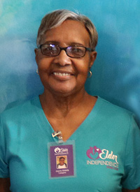 Joyce: August 2020 Care Provider of the Month